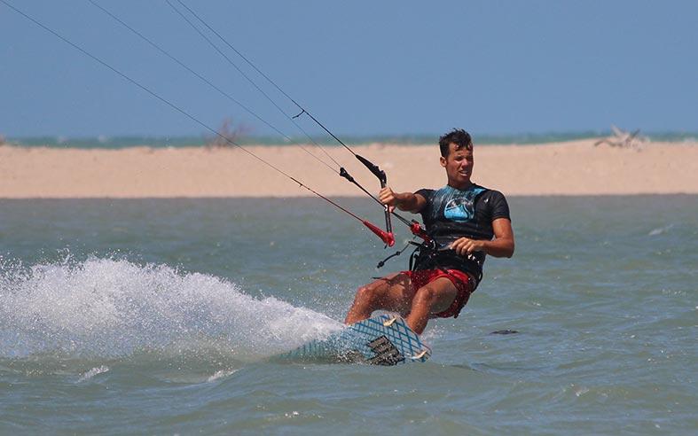 escola de kitesurf